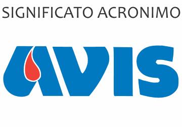 Significato acronimo AVIS