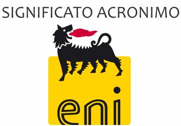 Significato acronimo ENI