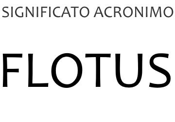 Significato acronimo FLOTUS