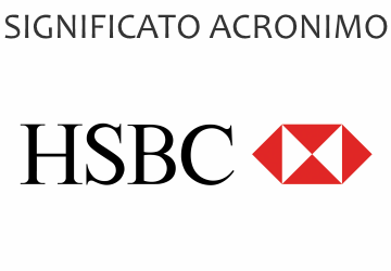 Significato acronimo HSBC