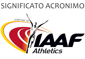 Significato acronimo IAAF