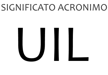Significato acronimo UIL