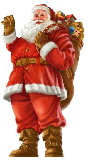 Il Babbo Natale.Il Nome Di Babbo Natale