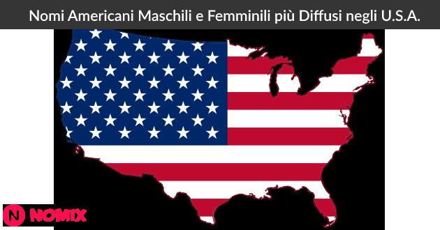 Nomi Americani Maschili E Femminili 2016