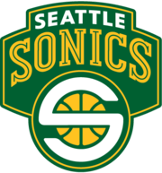 Logo Seattle SuperSonics